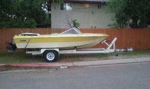 1973 Reinell Boat