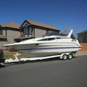 PRICED REDUCED! Bayliner Marine Corp - 2855 Ciera Sunbridge / Boating Season Off